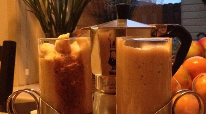 Pumpkin spice latte (zbożowe)