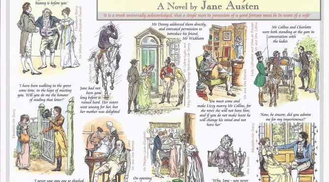 Mark Twain przewraca się w grobie, czyli rzecz o Jane Austen
