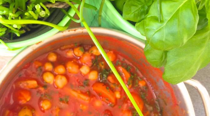 Inspiracja marokańską zupą: Harira